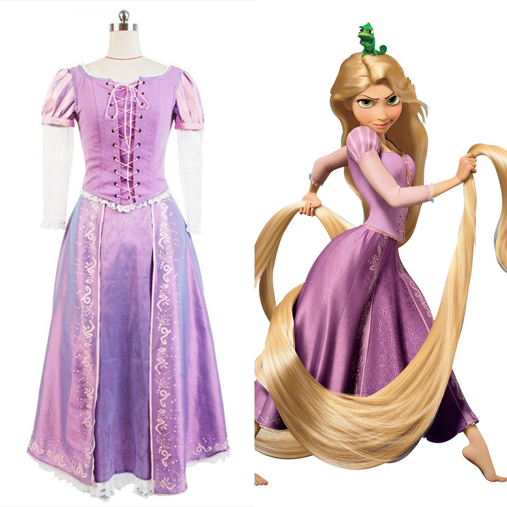 77cec6183 Tangled Cosplay · Adult Costumes · 11006562-Cosarcade-1 Rapunzel Fancy Dress,  Rapunzel Costume, Tangled Princess, Disney