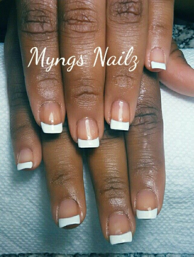 French manicure, Natural Nails, Gel Nails | Nails, Nails n more ...
