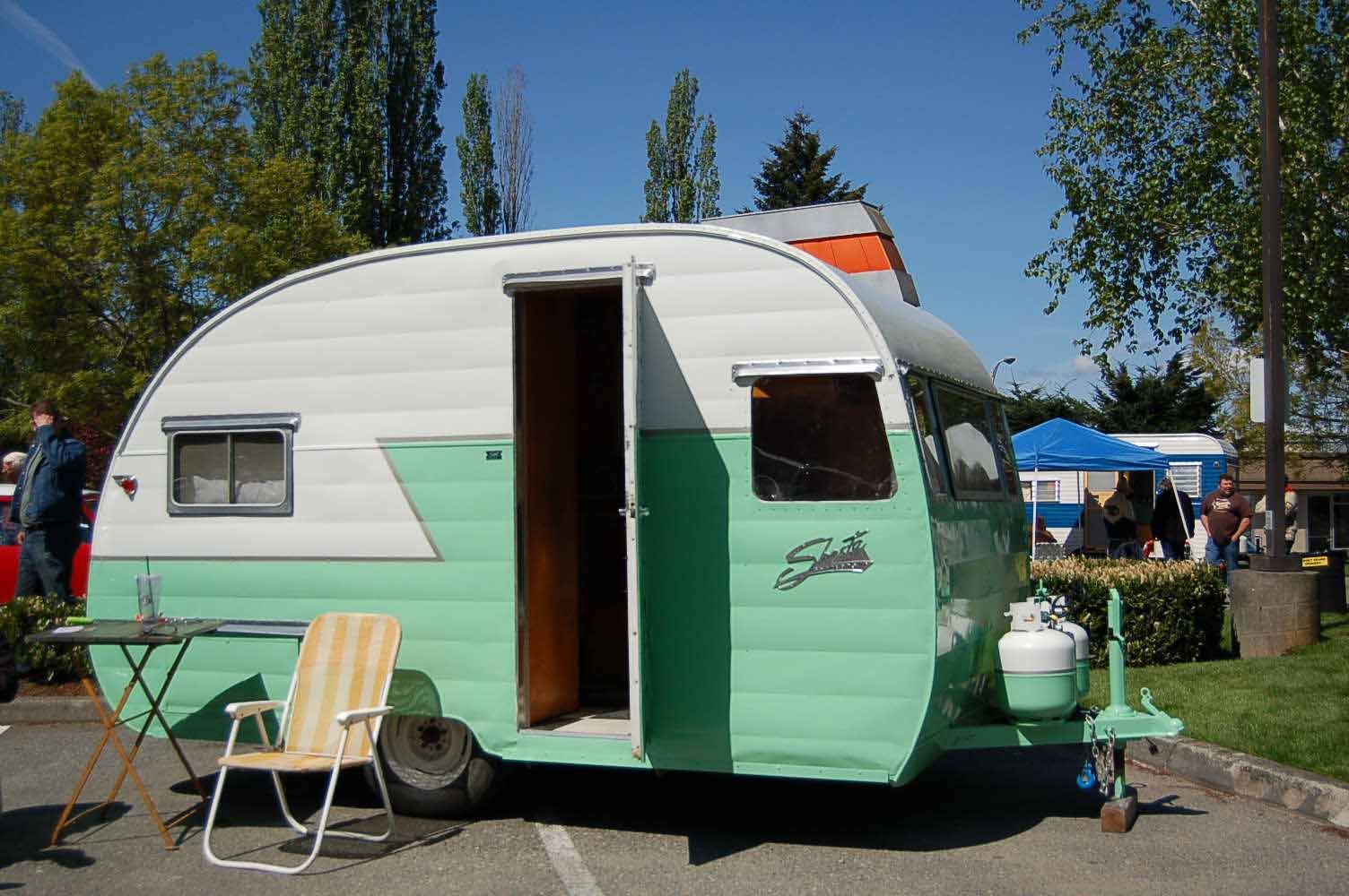 Shasta Travel Trailer For Sale