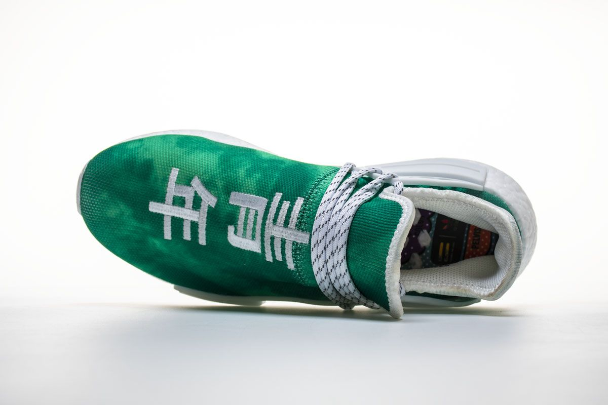 472be1b91 Pharrell Williams x adidas Originals Hu NMD YOUTH F99760 Real Boost for  Sale6