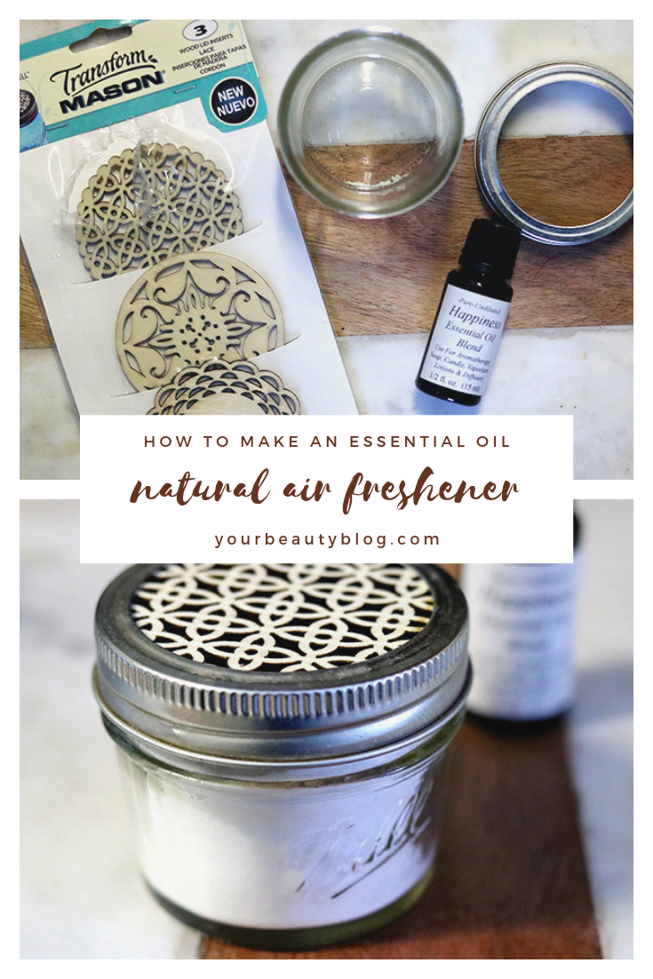 Diy Natural Air Freshener With Essential Oils Air Freshener