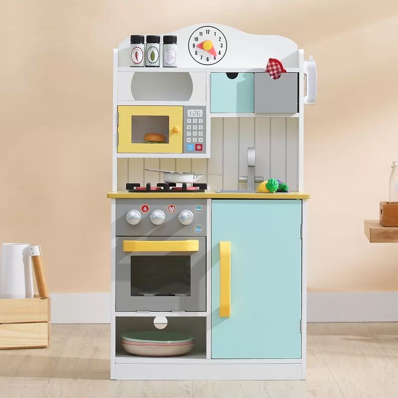 Kitchen Set Play Kitchen Sets Play Kitchen Kids Wooden Play