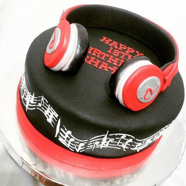 Happy 18th Birthday Sha-Dane! #cake #happybirthday