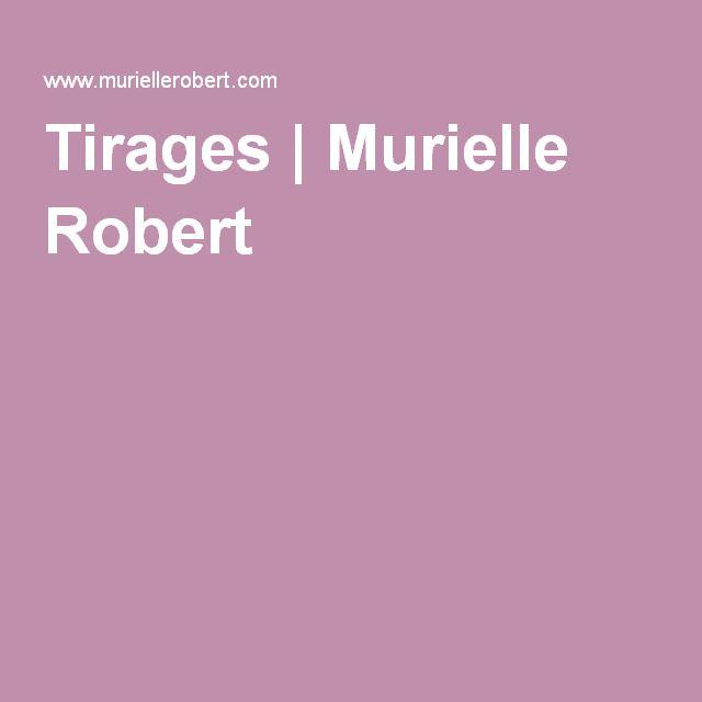Tirages   Murielle Robert   Psycho et spiritualité   Spiritualité 580194f3ea72
