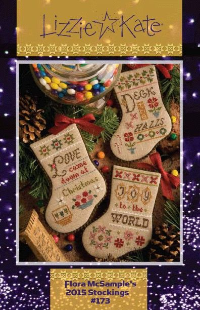Flora McSample's 2015 Stockings (w/chm)