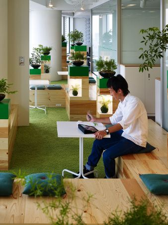 Offices: Google Japan by Klein Dytham Architects