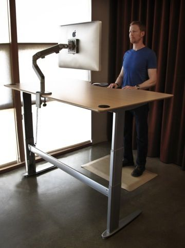 Standing Desk Motorized Adjustable Height Desk Desk Desk Layout