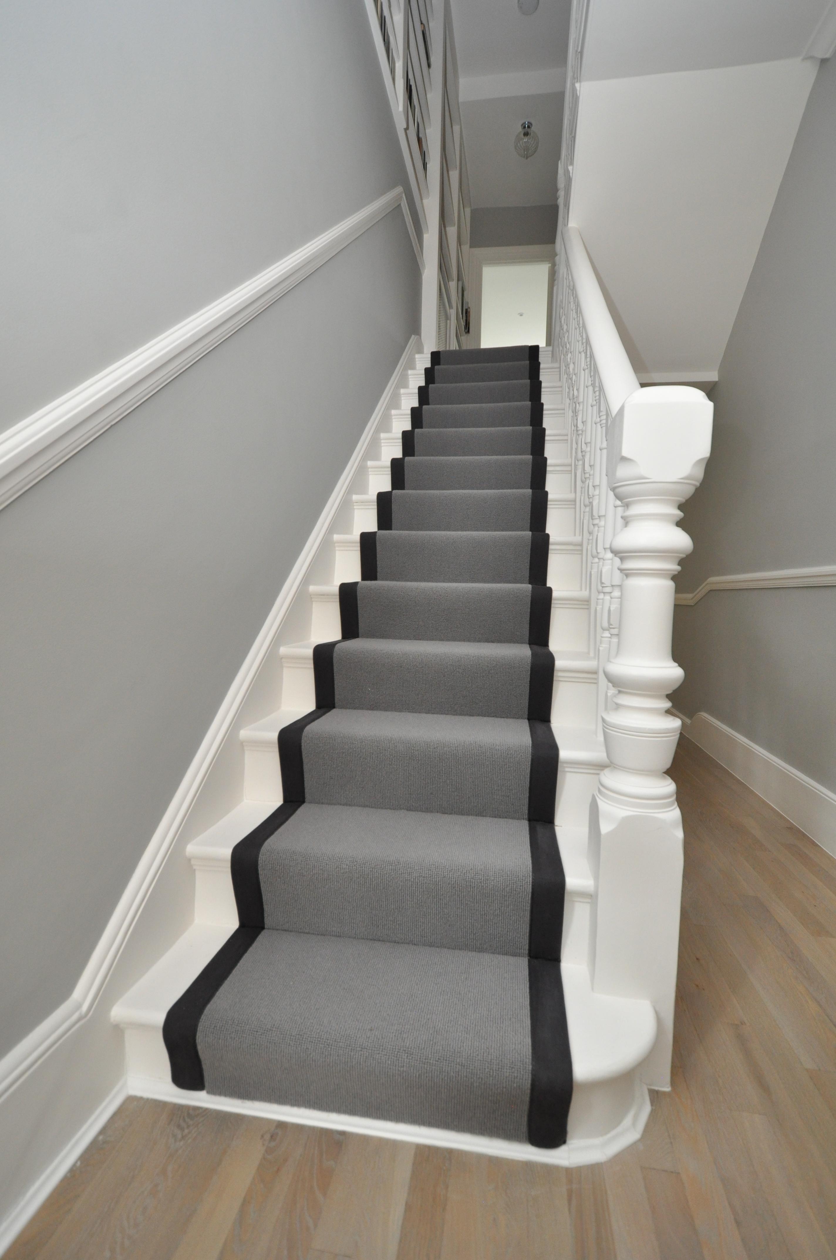 4047 wool stair runners bowloom wool carpet fitted stair