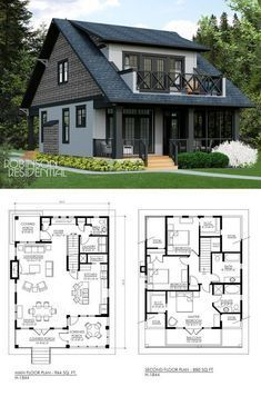 Close To 2 000 Sq Ft Near Perfect Floor Plan In 2020 Storey Homes Small House Plans Small House