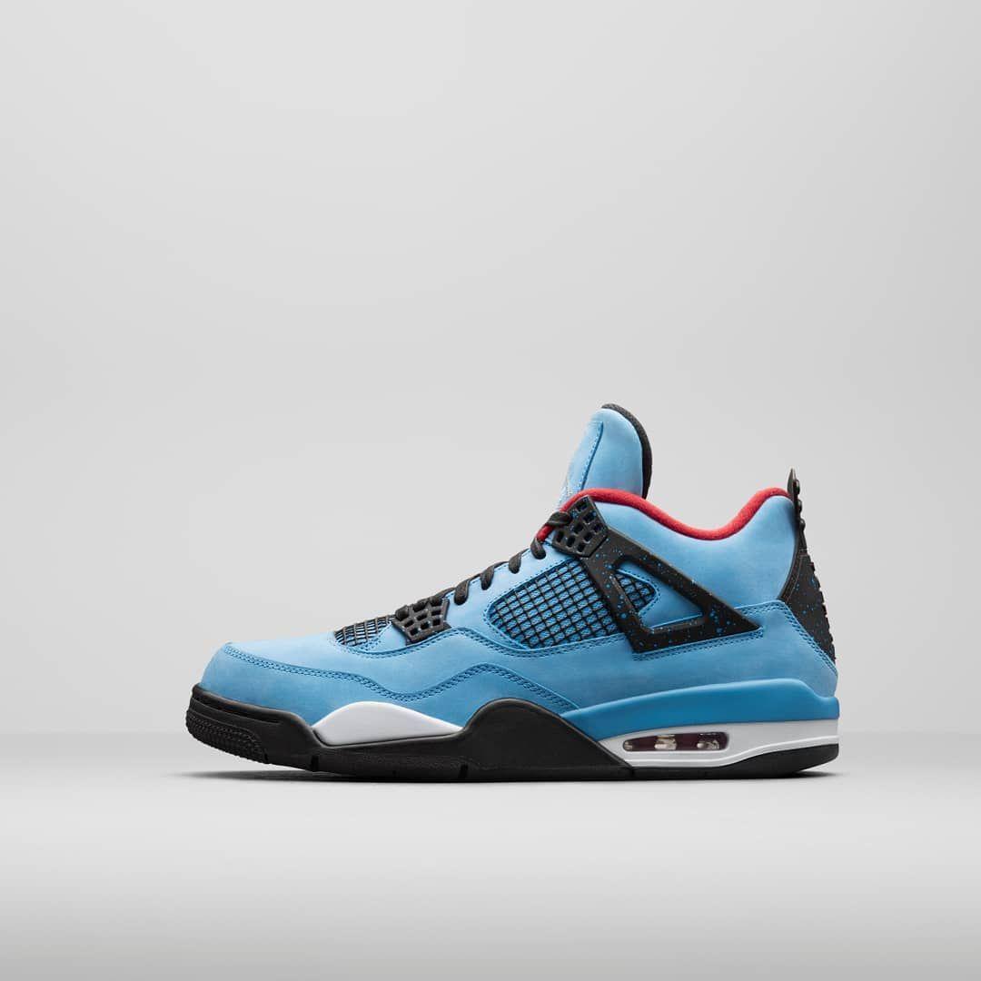Travis Scott x  jumpman23 Air Jordan 4