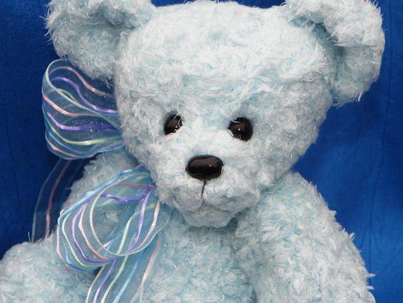 Matty  OOAK Artist Handcrafted Bear by Sher's Bears