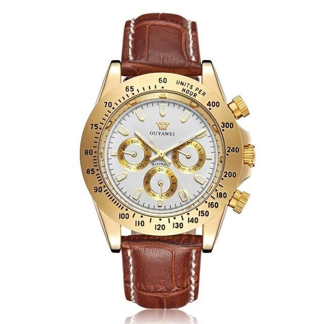 Self-Wind Wristwatches