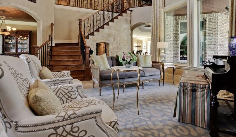 Interior Decorator Dallas TX Elaine Williamson Designs Home