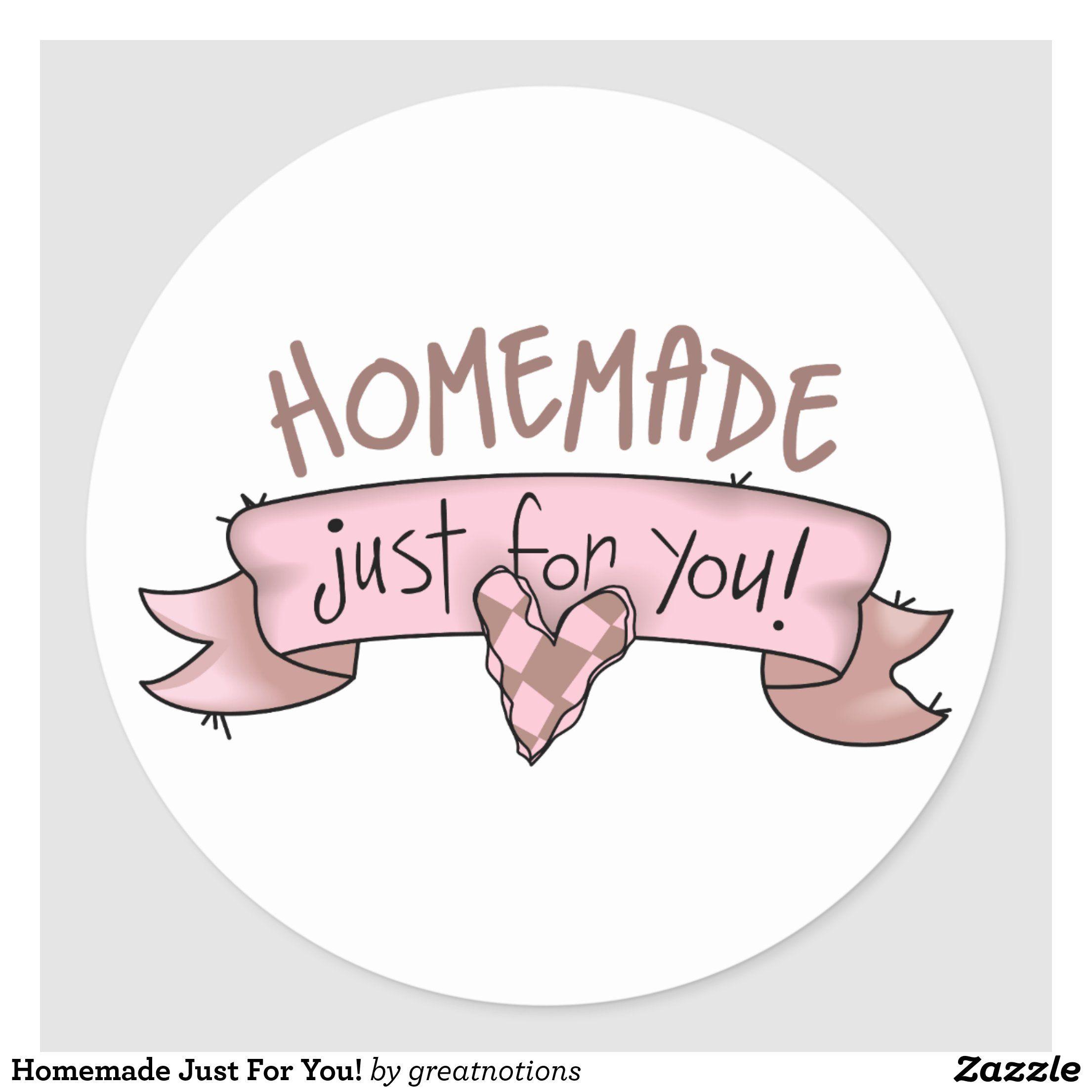 Clic Round Sticker