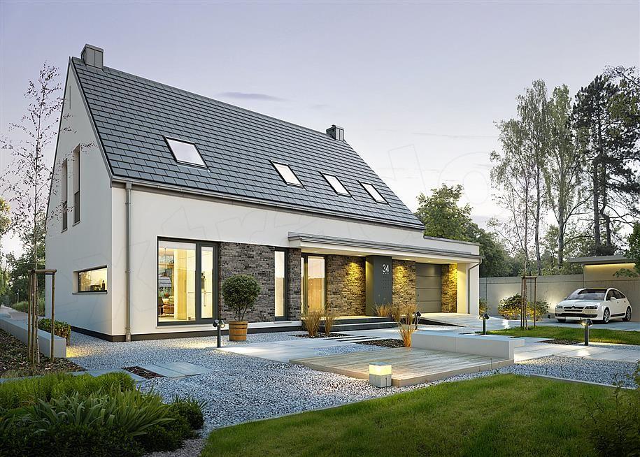 Проект домов из кирпича двухэтажные фото сути