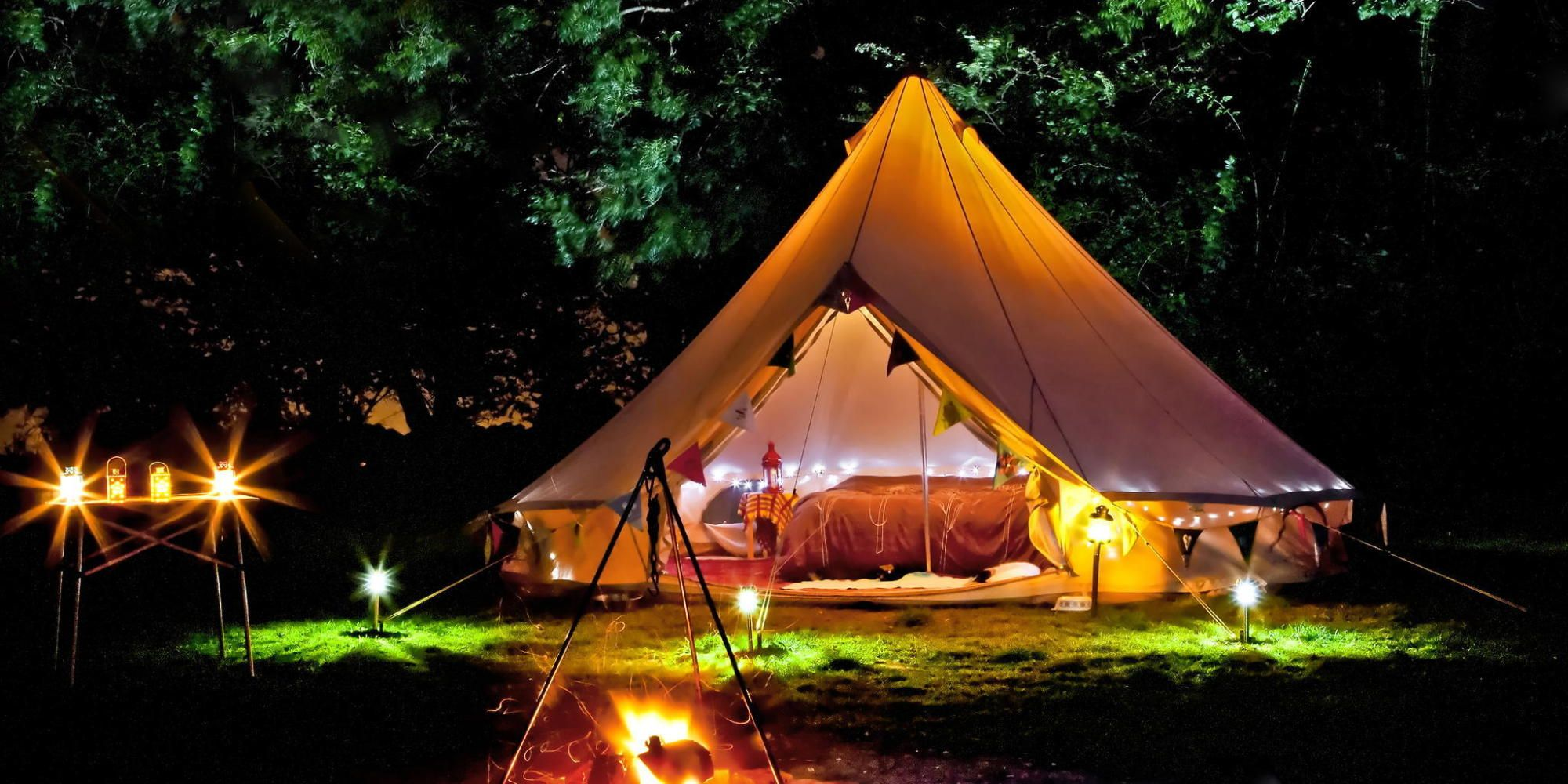 A Collection of the Best Gl&ing Blogs. Get the Top Stories on Gl&ing in your & The Best Glamping Blogs | Tents Glamping tents and Camping