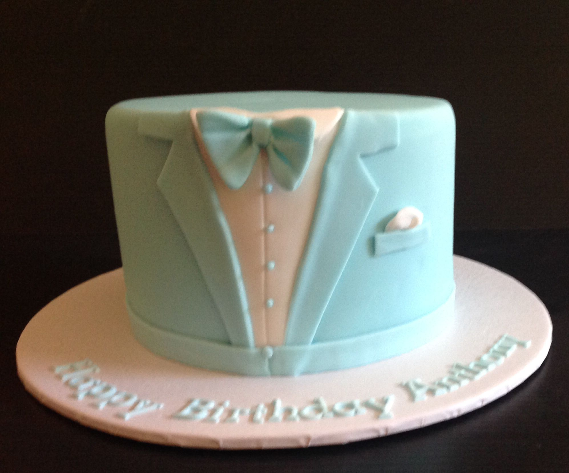Pin by Sue Laughter on Baby shower | Pinterest | Tuxedo cake