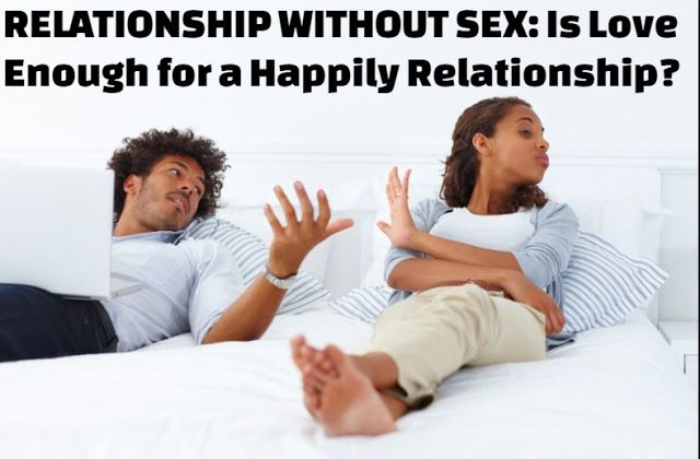 Marriage without sex can it work