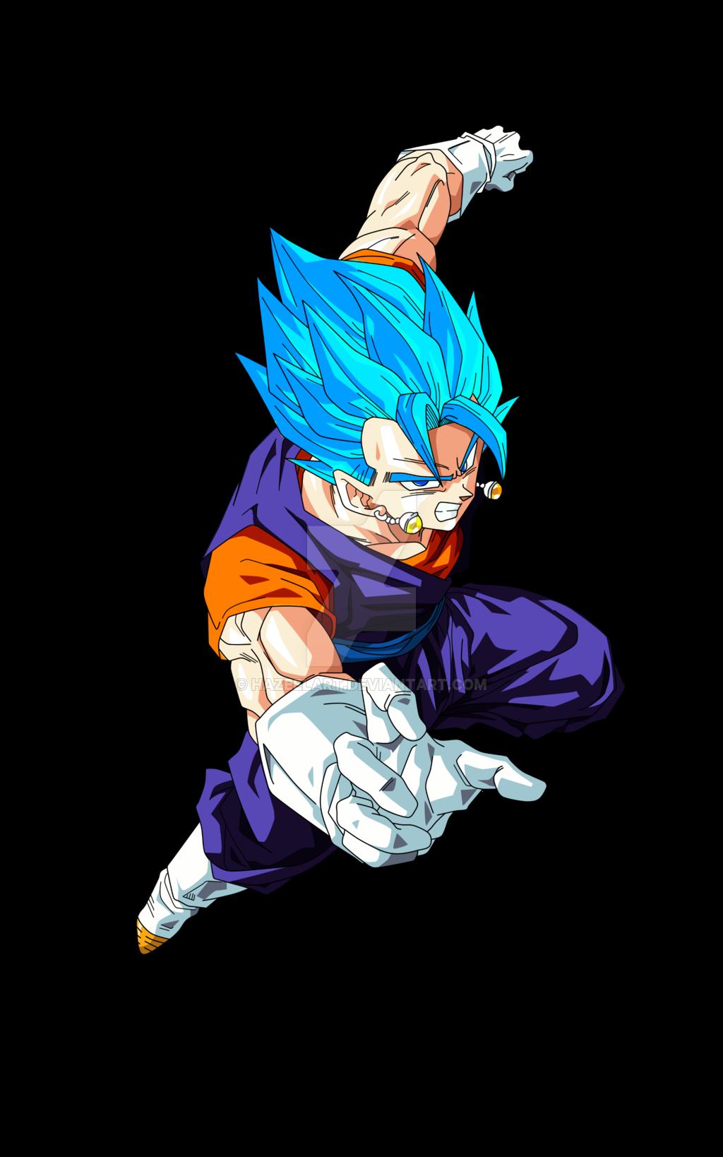 4816447 8809459680 Vegit Png 1024 1638 Dragon Ball Goku Anime Dragon Ball Dragon Ball Z
