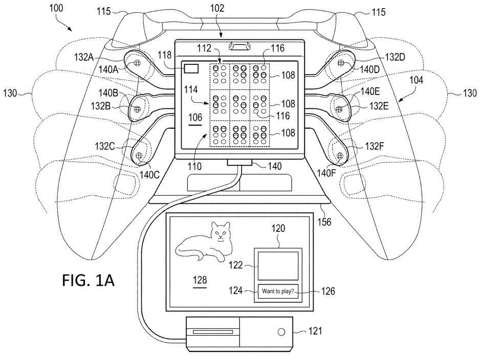 Microsoft's Patent For Braille XBox Controller Is Exciting