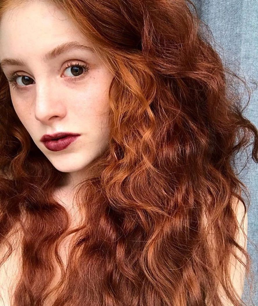 Natural redhead pictures and videos