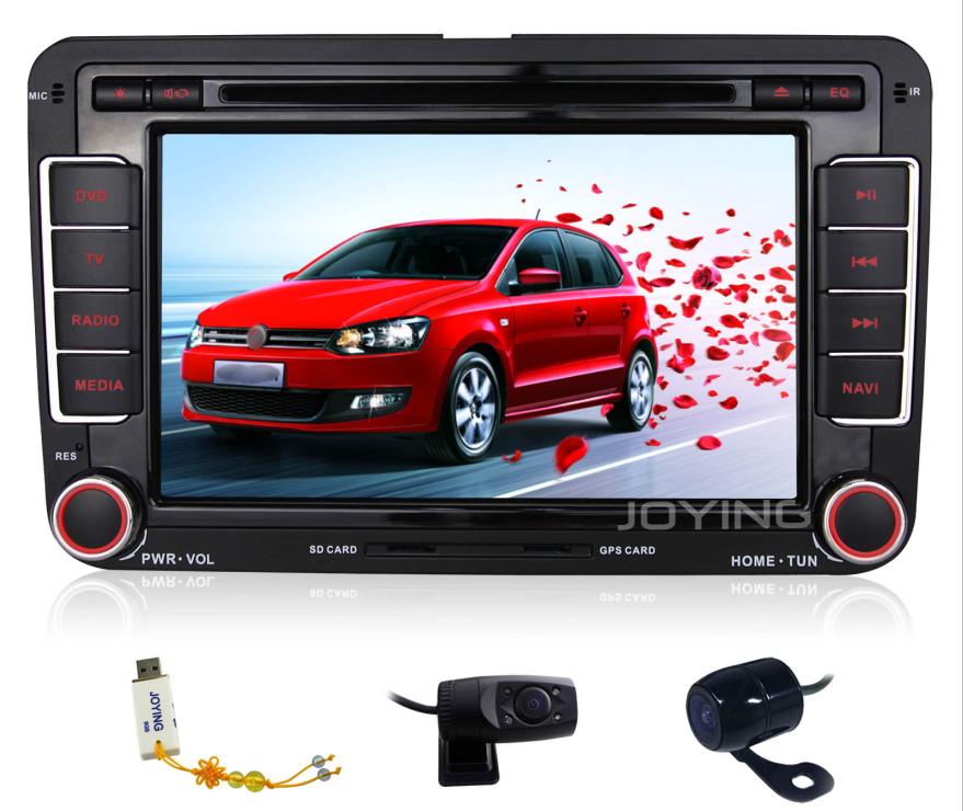 Joying Best VW Volkswagen Plug and Play Car Stereo Radio GPS