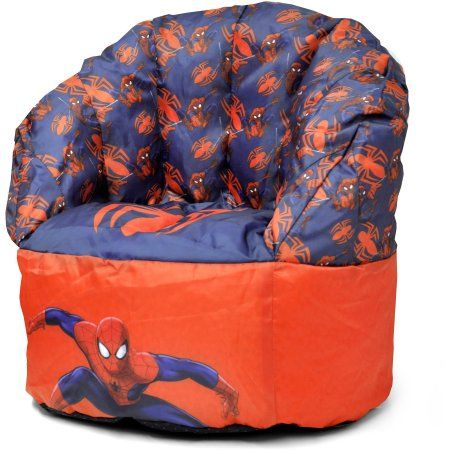 Admirable Marvel Spider Man Bean Bag Chair In 2019 Bean Bag Chair Gmtry Best Dining Table And Chair Ideas Images Gmtryco