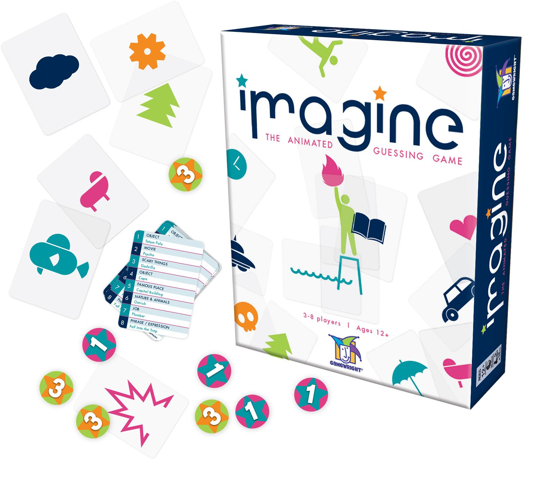 Gamewright  : Imagine™