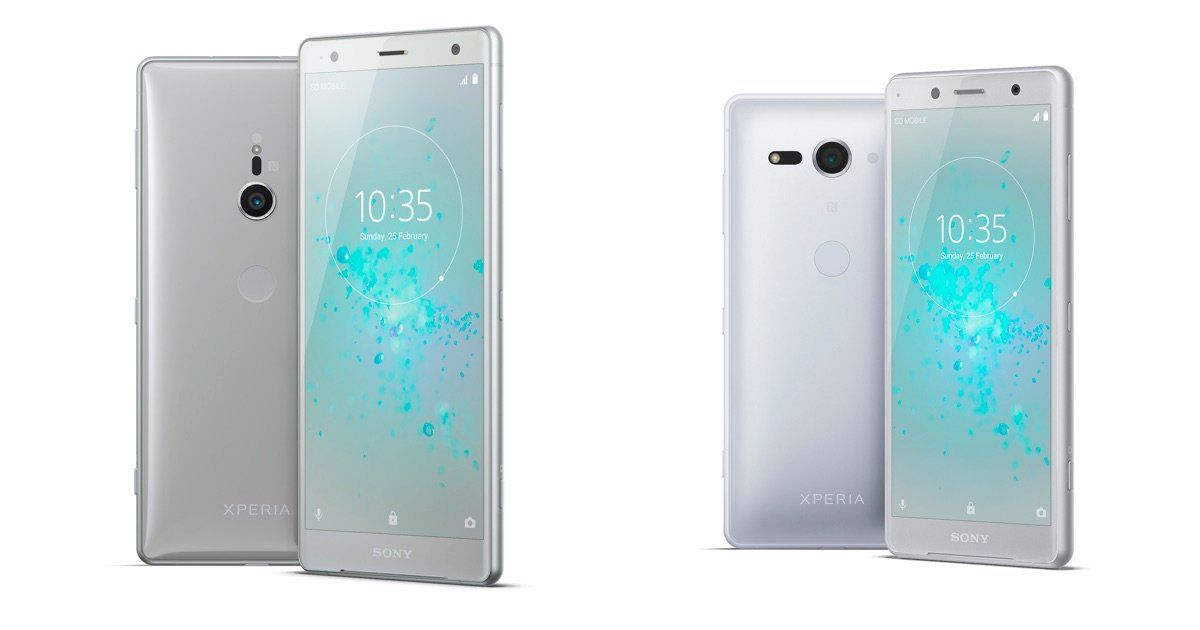 Sony Xperia Xz2 Vs Xperia Xz2 Compact Pixel Phone Google Pixel Phone Mobile Technology