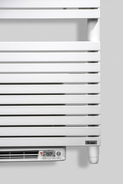 Vasco elektrische radiator met blower #radiator #verwarming ...