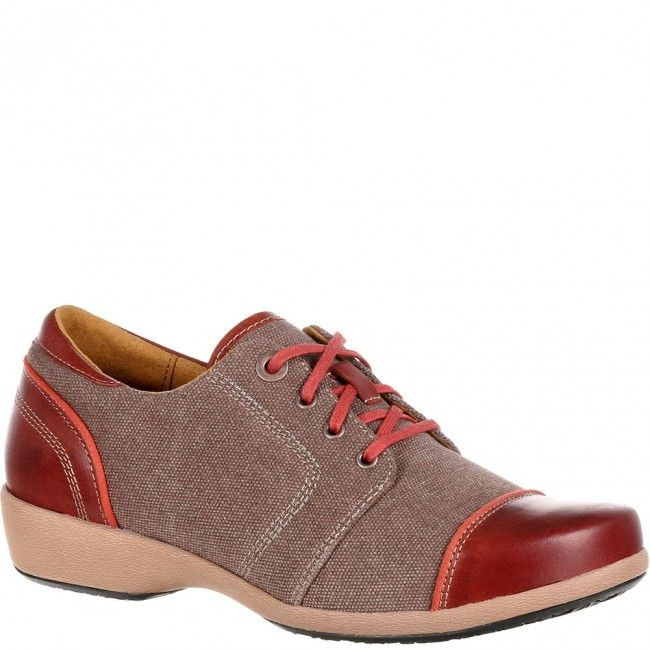 4EurSole Casual Shoes Womens Soprano Low Wedge Black RKH129