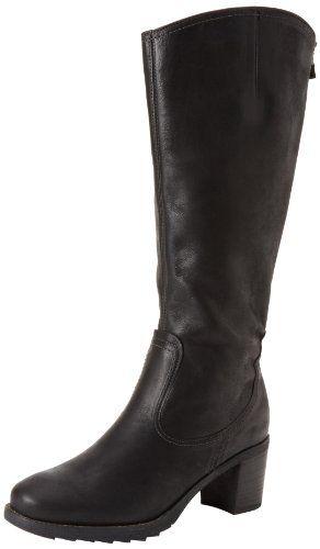 ara Women's Rory Knee-High Boot,Black Nubuk,10 M US ara,