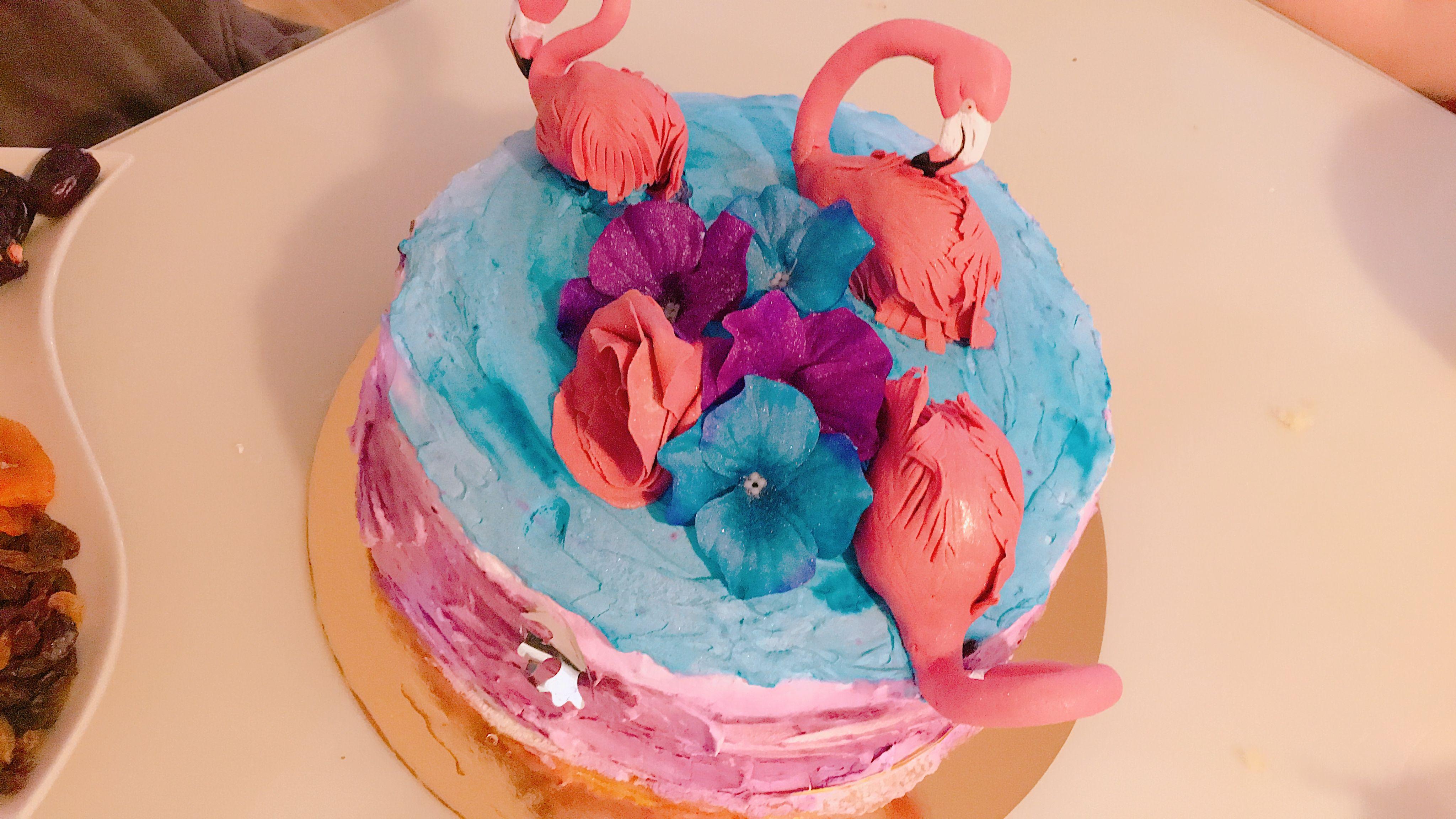 Flamingo Cake Tort S Flamingo Flamingo Krasnaya Flamingo Flamingo البشروس طائر مائي Flamenco Fenicottero Cake Desserts Food