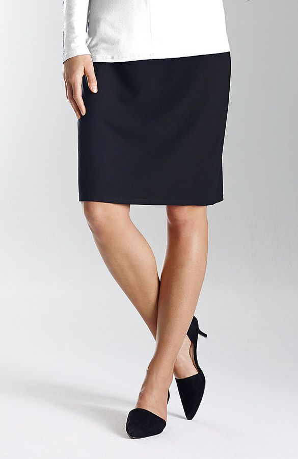 b1a3ed1698 J. Jill Wearever smooth-fit pencil skirt on shopstyle.com | Womens ...