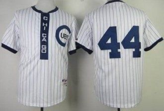 f06e88630 Shop cheap wholesale mlb Authentic Chicago Cubs #44 Anthony Rizzo White  1909 Turn The Clock Majestic Jersey on sale online