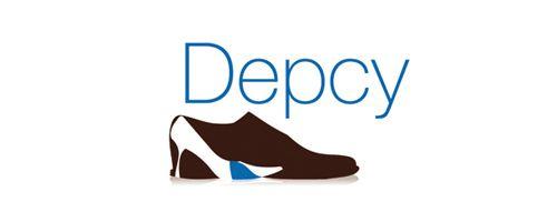Depcy Logo | Shoe Logos | Pinterest | Logos