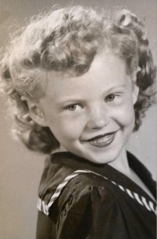 Vintage Photo..Peggy Sue, Future Star..1950's Original Photo, Original Photo, Old Photo Snapshot, Childhood Memories, Vernacular Photography by iloveyoumorephotos on Etsy