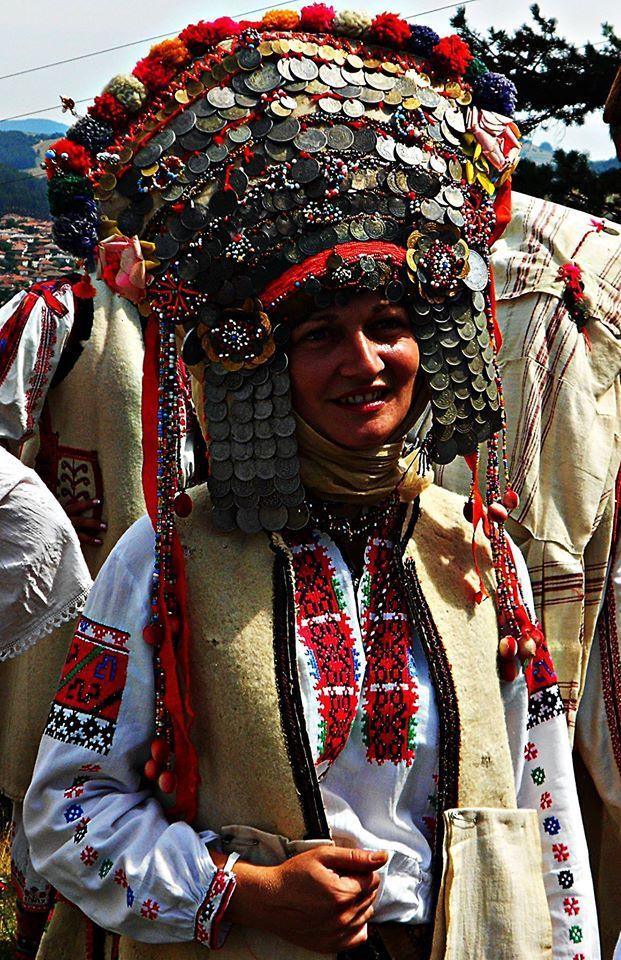 photo: Bulgarian Bride Pleven District