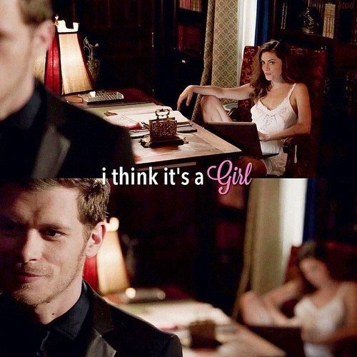 Hope NK. Mikaelson :)