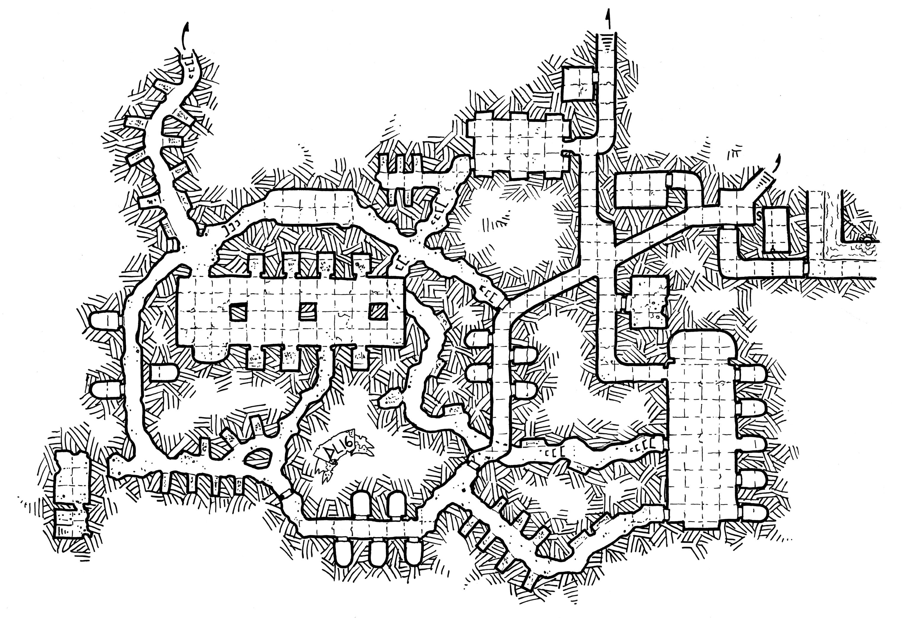 Crypts And Sewers