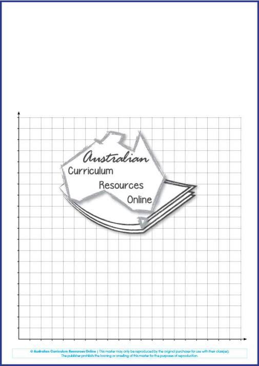 grid paperfirst quadrant blank
