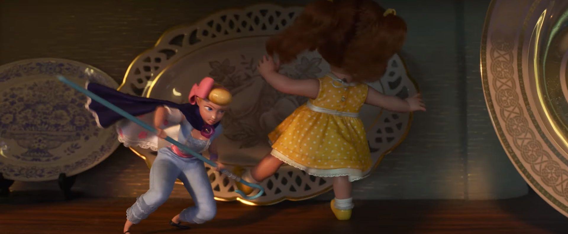 Toy Story 4 Check Out Nearly 50 Hi Res Screenshots From The Revealing First Full Length Trailer New Movies Toy Story Movie Photo