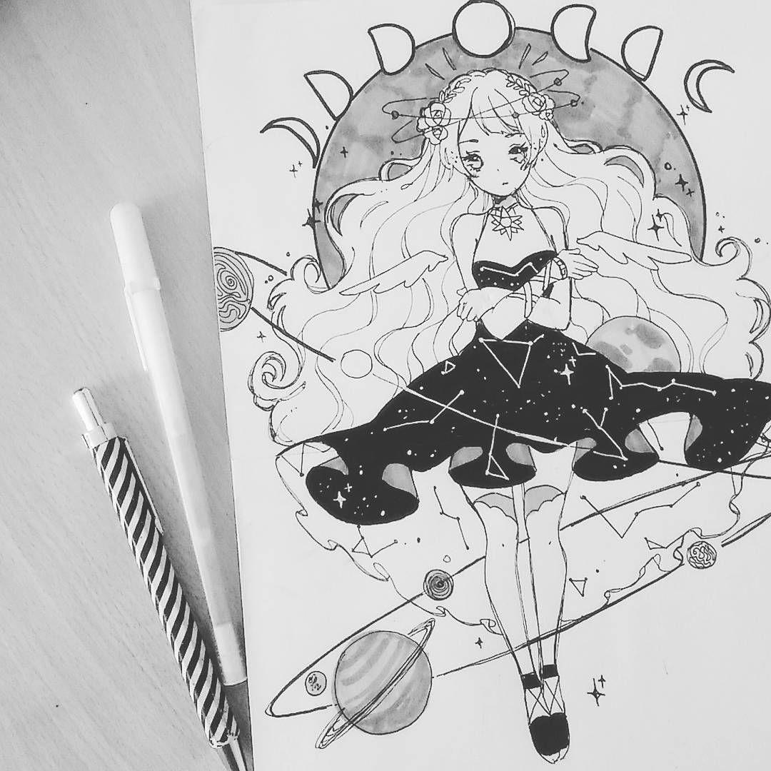 Yuni ✧ on instagram 11 inktober solar witch something