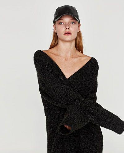 Robe Femme Robe Femme Robe Pull Femme Zara Pull Zara Zara Robe Pull Pull Zara grq1wAg