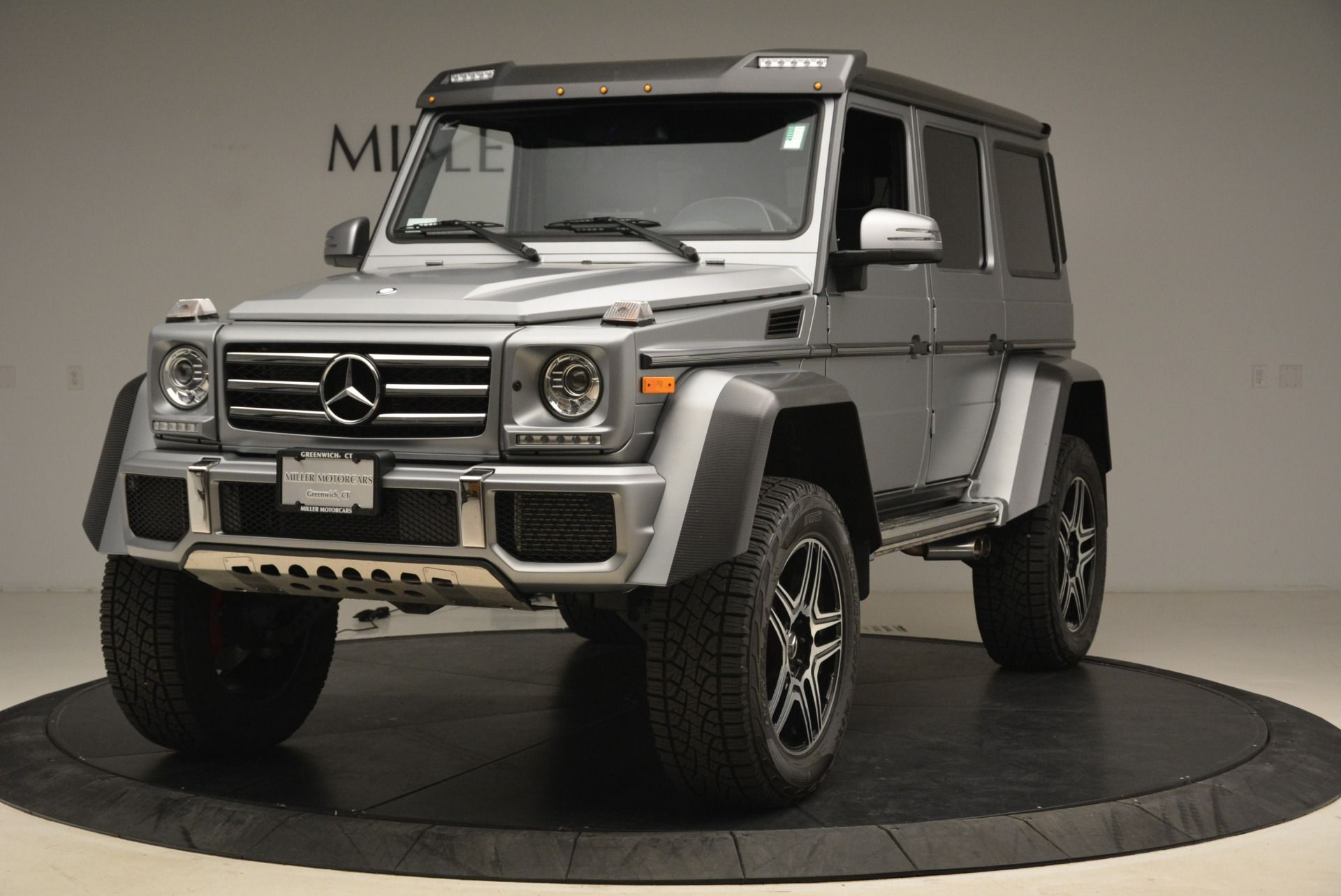 Used 2017 Mercedes Benz G Class G 550 4x4 Squared | Greenwich, CT