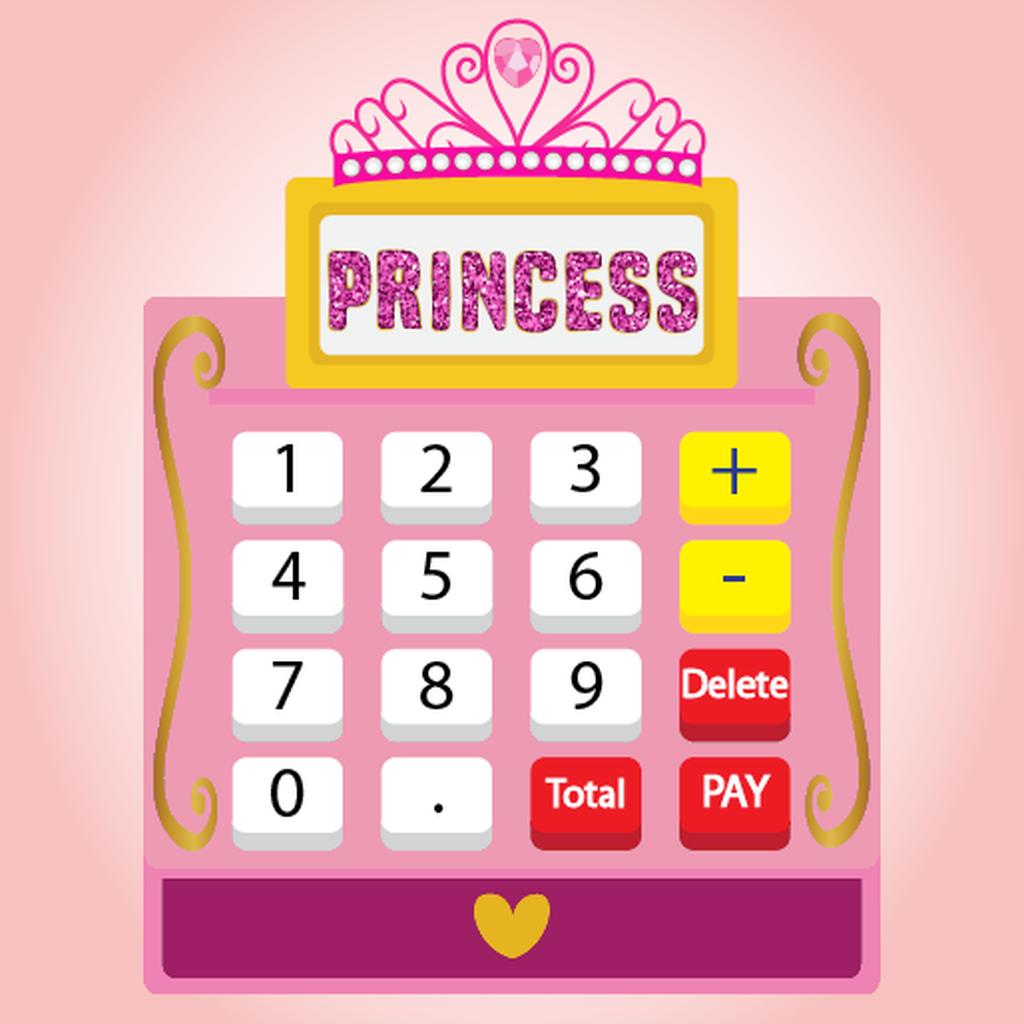 Princess Cash Register iOS
