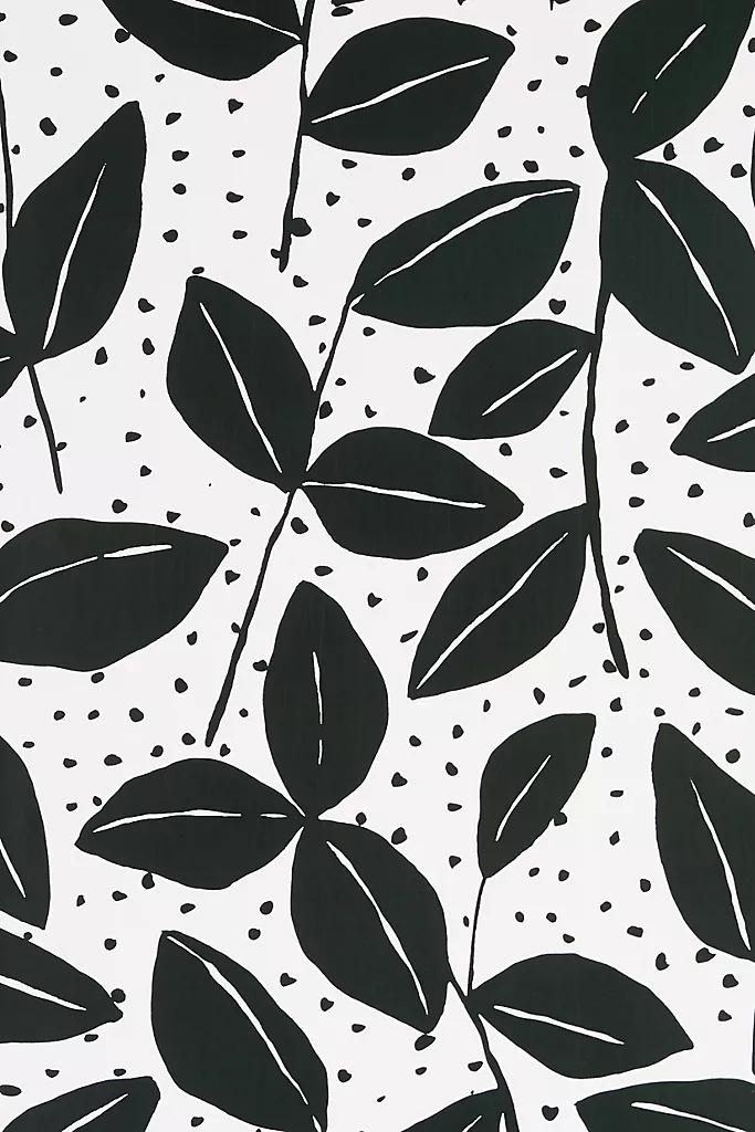 Magnolia Home Olive Branch Wallpaper in 2020 White