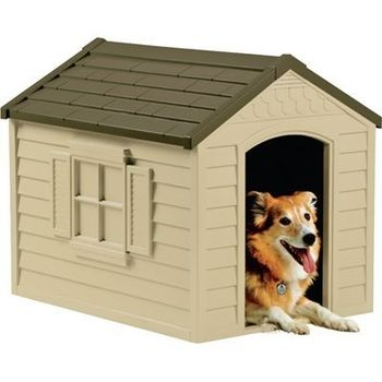 Deluxe Doghouse Standard Size In Spring Big Book Pt 1 From