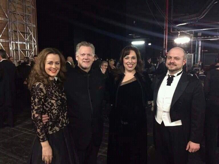 With Elena Zhidkova,Maria-José Siri,Gianluca Buratto;2017,Verdi's Requiem,Opera di Firenze