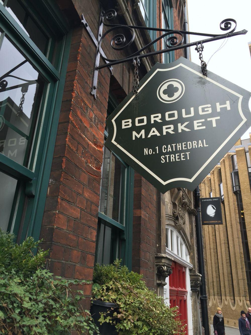 Borough market #london